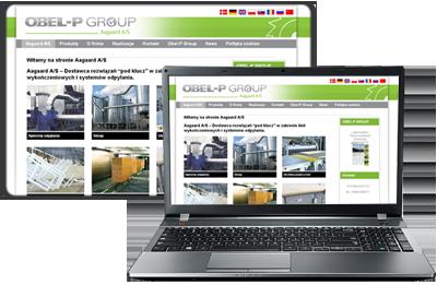 portfolio - aagaard - strona www