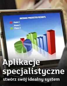 aplikacje specjalistyczne